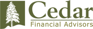 Cedar Financial Advisors
